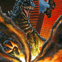 Godzilla '09 by TheKillustrator