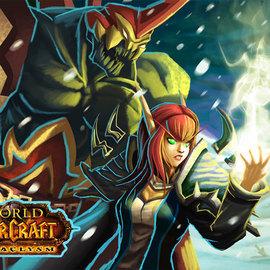 World Of Warcraft 2 By Wenart On Newgrounds