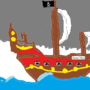 Pirate Ship by Race109