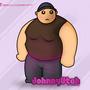 JohnnyUtah by sebaboss