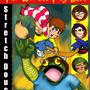 Paul Benton Movie Poster by Nerdbayne