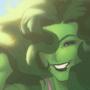 July Poll Pin Up - She-Hulk