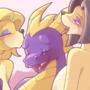 Spyro's Trophies