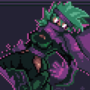 A Purple Ninji