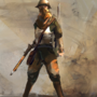 ww1 soldier design