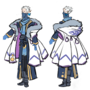 Sorcerer Outfit Designs