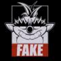 Fake Crash T-shirt Sharkrobot