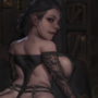 Goth GF (commission)