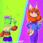 Cactigal and Sarah
