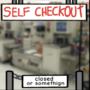 """J&M Comic: """"Self Checkout"""""""