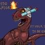 Torpedo Raptor by TheSpicanator