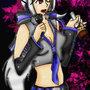 Haku From Vocaloid by NikuSama