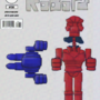Rock 'em Sock 'em Robots Comic by roojames