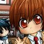 Death Note Chibi by kyokochan1