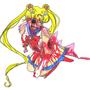 Sailor Dead Moon by Abbyka