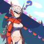 Lambda in Crab Armor