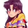 Just Misato!