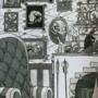 A SALA DE JJ, A CASA DAS ARANHAS (THE LIVING ROOM OF JJ, THE HOUSE OF SPIDERS)