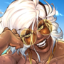FFXIV- Shale Summer Pin Up