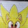 Super Sonic fan art