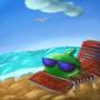 Beach Slime