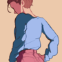 Old Clothing/Coloring Practice