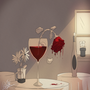 Red Rose wine