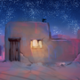 Hagar Animation Home Scene