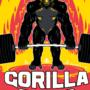 Supwe saiyan gorilla gains