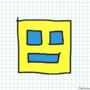 A Geometry Dash Icon