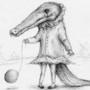Krokodilstränen - Crocodile Tears