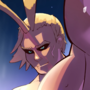 Boxer All Might