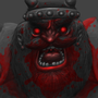 The Bloodied Warrior