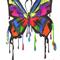 Melting Butterfly