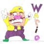 super wario by litleyoshi