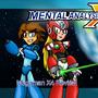 Megaman X4 Title Card