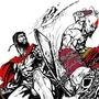 Leonidas_Kratos by xxdragon13xx