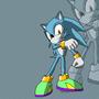 Kade the Hedgehog by epiclinkfan101