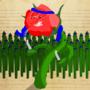 Badass Flower by swishcheese