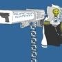Gunslinger by Valahady