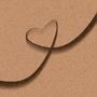 Heart Beige