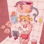 School bath