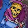 Kawaii Skeletor