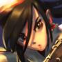I hab fire swords but I'm also a Samurai Gal
