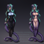 dragon lady - adoptable-SOLD