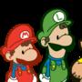 The Mario Yahoo Cast