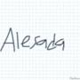 My Username: Alesada