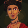 Greek Woman Portrait