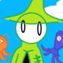 Dumb MS Paint Wizard Doodle