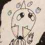 A weird ghost
